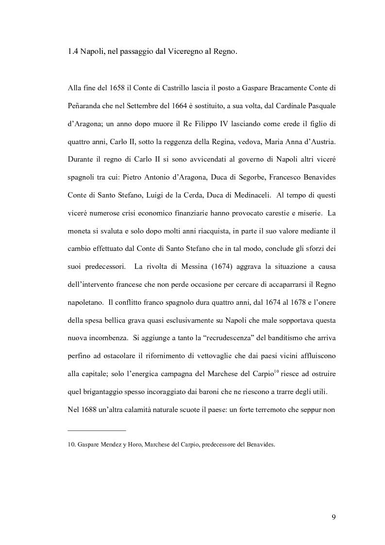 Anteprima della tesi: Il commercio di false reliquie nel Regno di Napoli, Pagina 9