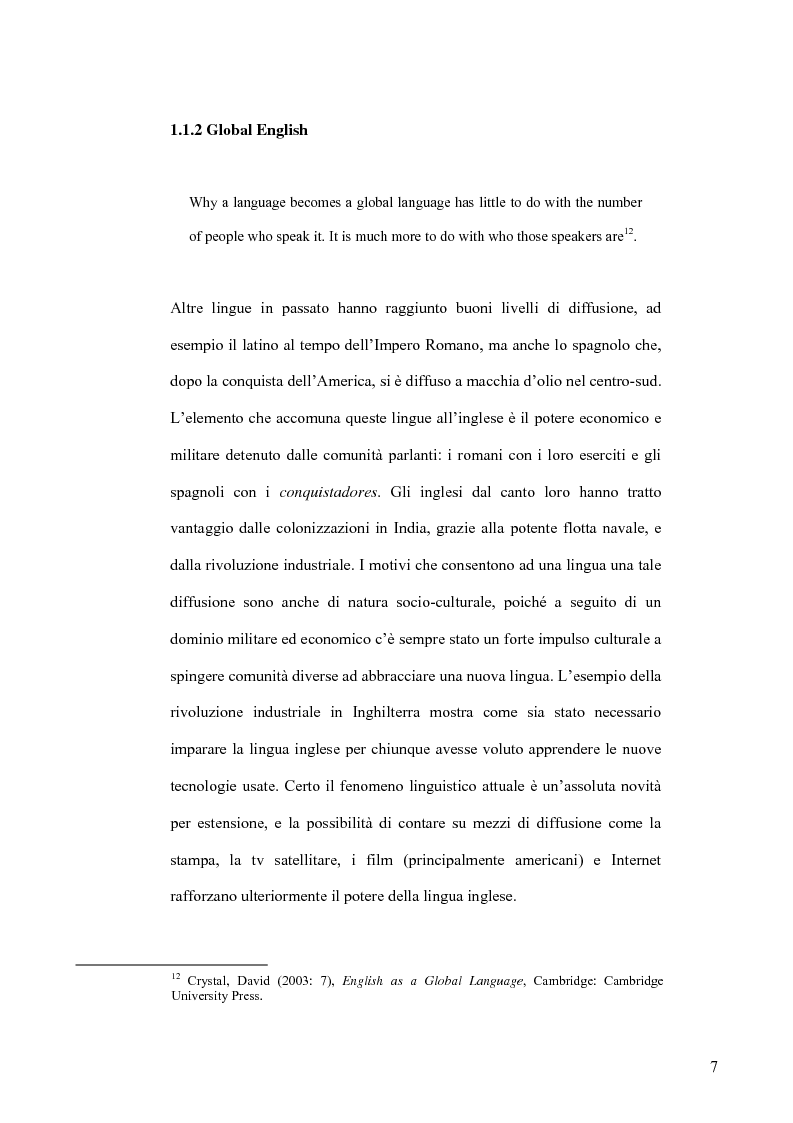 Anteprima della tesi: Netspeak, Hypertext and Virtual Communities : Communicating in Cyberspace, Pagina 9