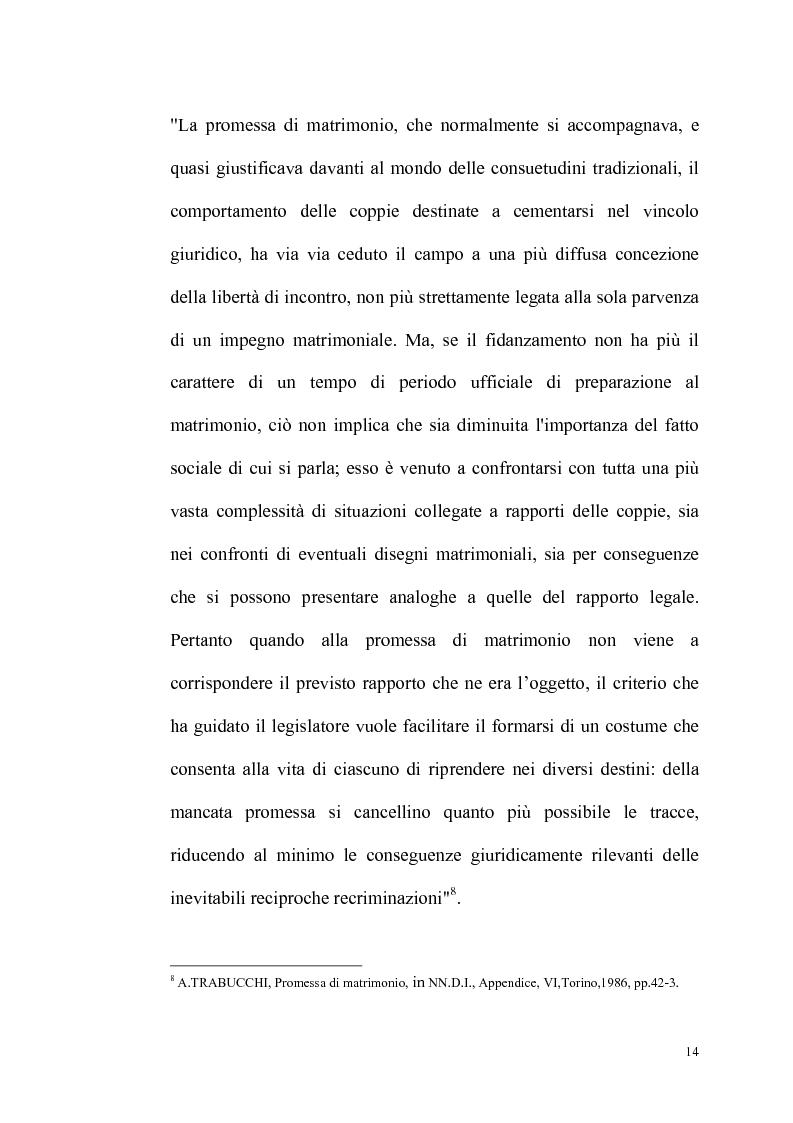 Anteprima della tesi: Rilevanza dello ius civile nella disciplina del matrimonio canonico, Pagina 12