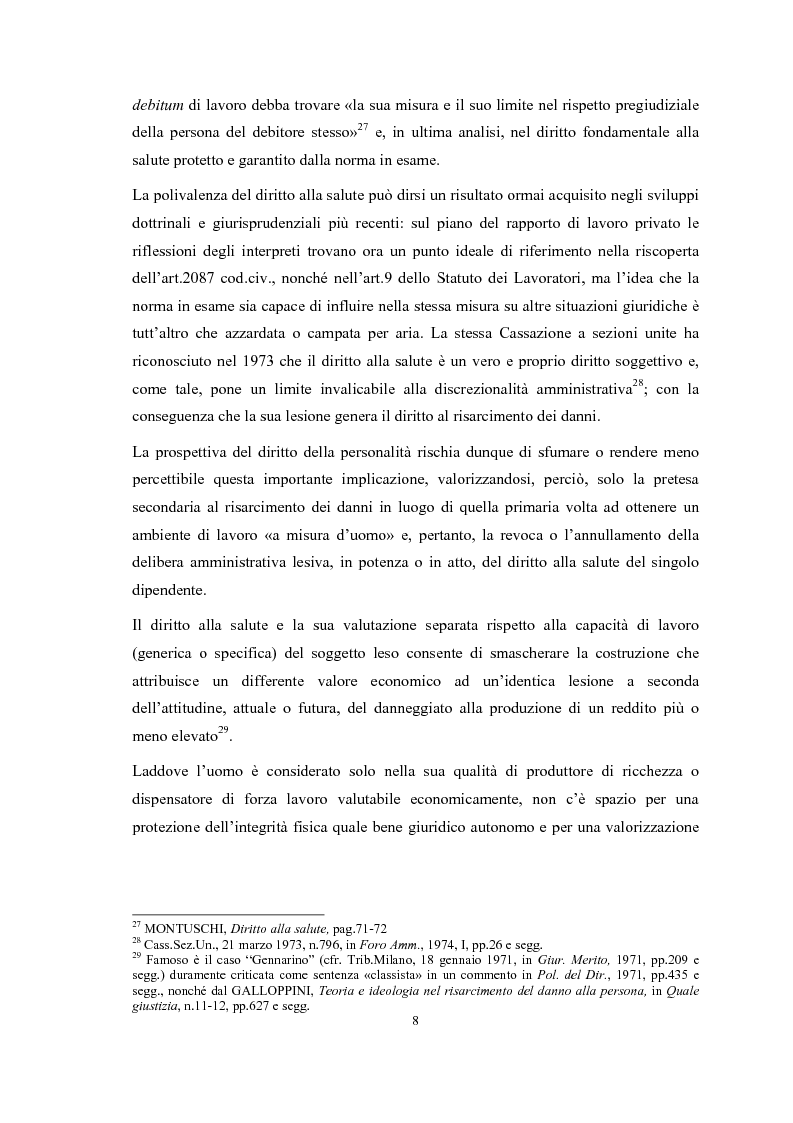 Anteprima della tesi: Gli obblighi del d.lgs 626/94: i soggetti innovativi, Pagina 11