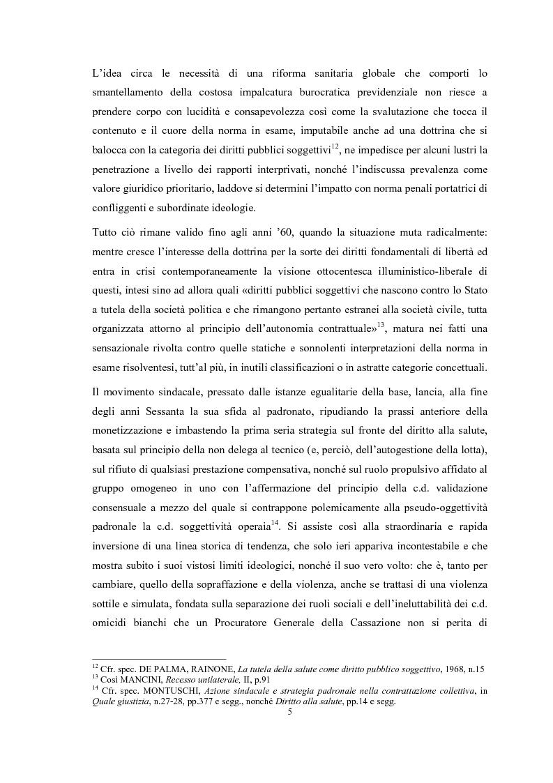Anteprima della tesi: Gli obblighi del d.lgs 626/94: i soggetti innovativi, Pagina 8