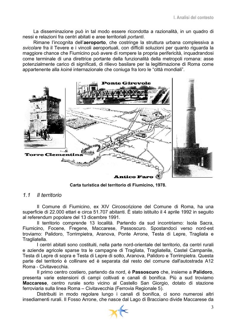 Anteprima della tesi: Mobilità innovativa per le periferie delle grandi città metropolitane: progetto di una linea di tranvia su gomma per il litorale di Roma, Pagina 3