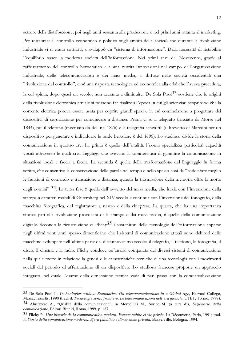 Anteprima della tesi: Quando il sito è vincente. Il caso di Winnerland.com, Pagina 12