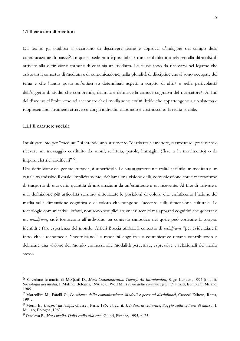Anteprima della tesi: Quando il sito è vincente. Il caso di Winnerland.com, Pagina 5