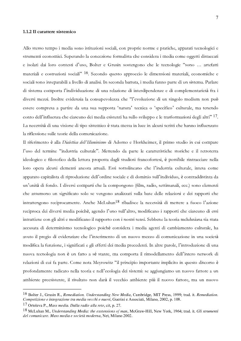 Anteprima della tesi: Quando il sito è vincente. Il caso di Winnerland.com, Pagina 7