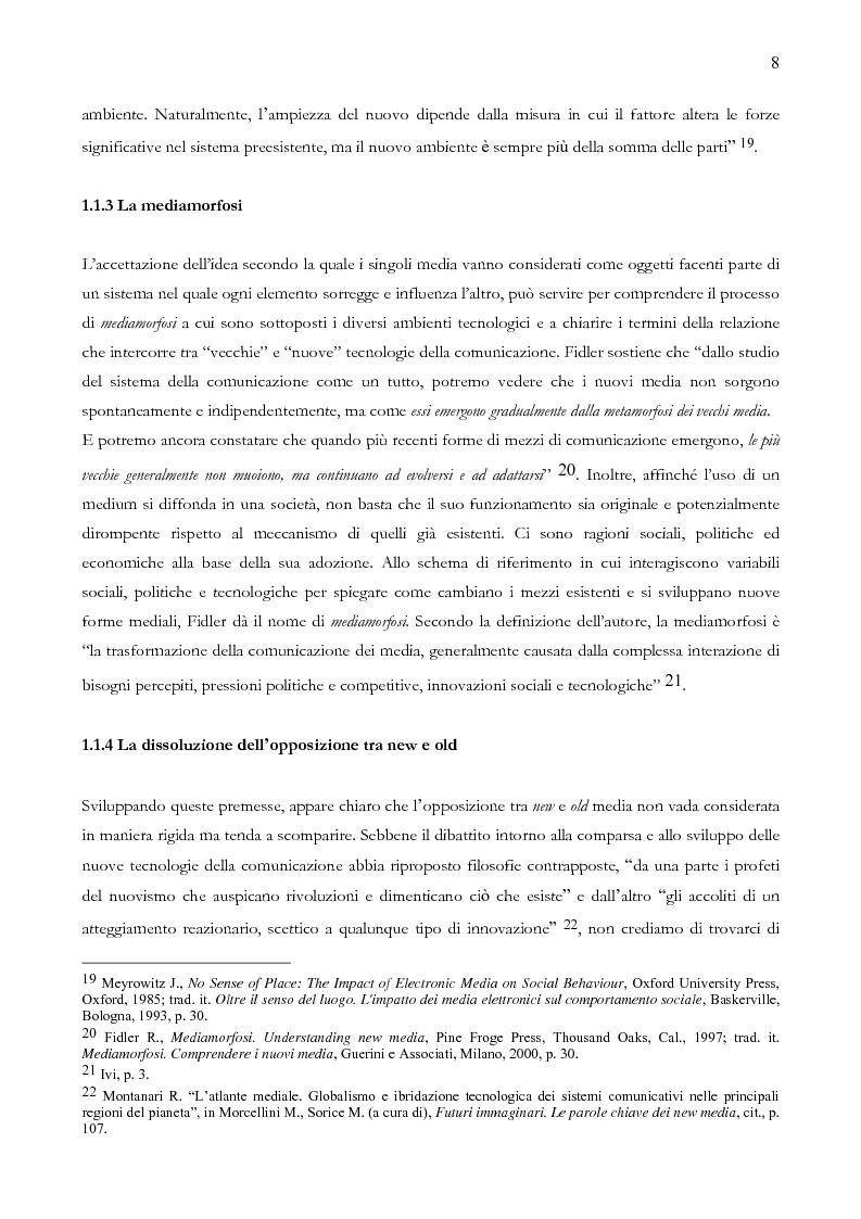 Anteprima della tesi: Quando il sito è vincente. Il caso di Winnerland.com, Pagina 8