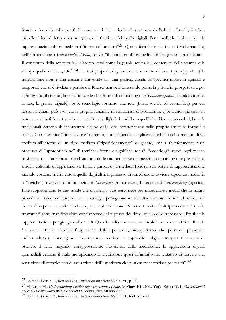 Anteprima della tesi: Quando il sito è vincente. Il caso di Winnerland.com, Pagina 9