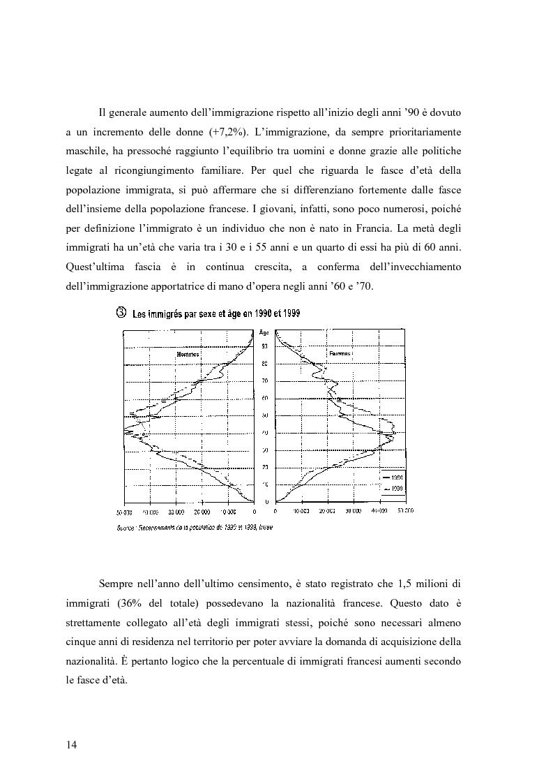 Anteprima della tesi: L'interpretazione in campo sociale: analisi di un'esperienza parigina, Pagina 10