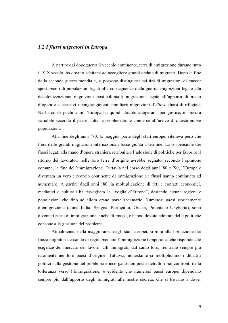 Anteprima della tesi: L'interpretazione in campo sociale: analisi di un'esperienza parigina, Pagina 5