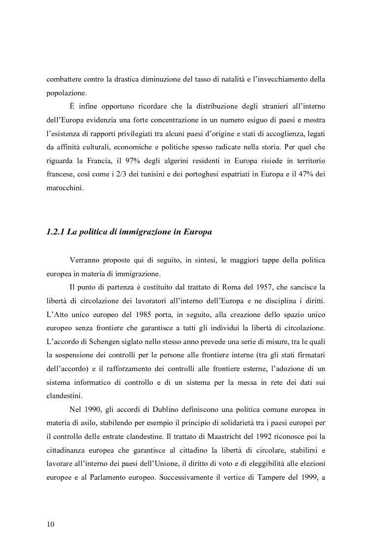 Anteprima della tesi: L'interpretazione in campo sociale: analisi di un'esperienza parigina, Pagina 6