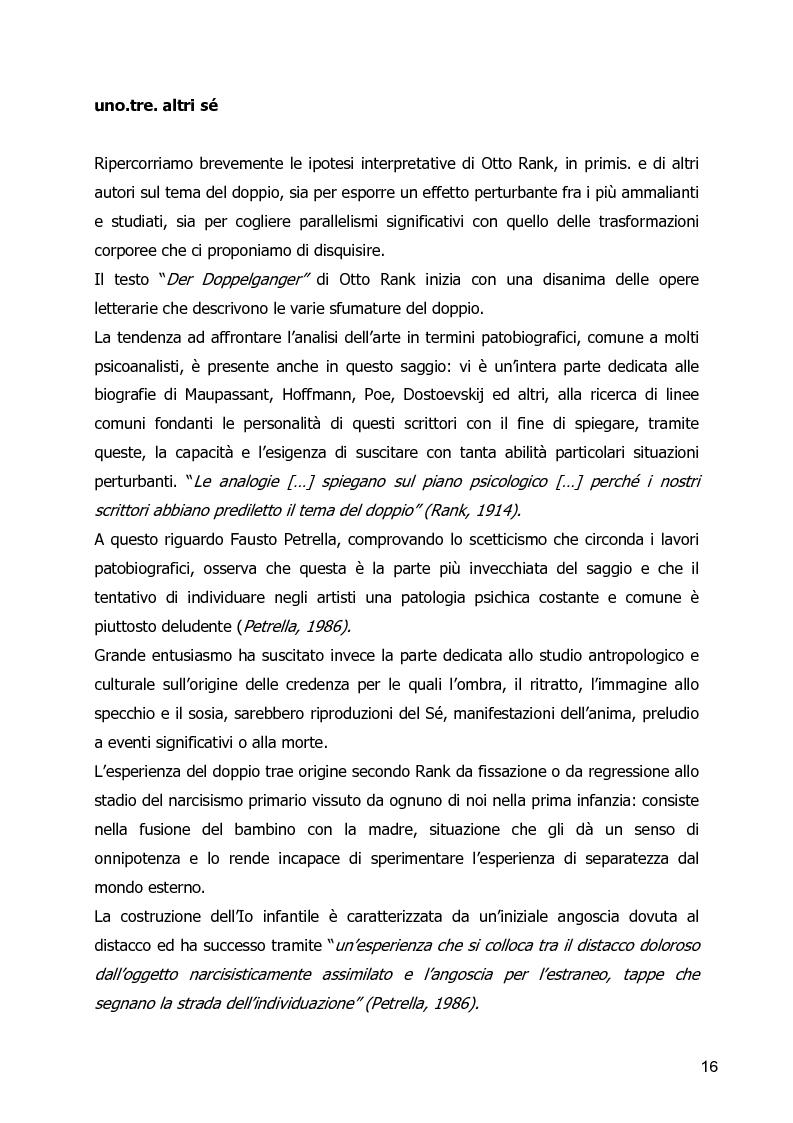 Anteprima della tesi: Un Corpo Altro - Il perturbante delle trasformazioni corporee nel cinema, Pagina 12