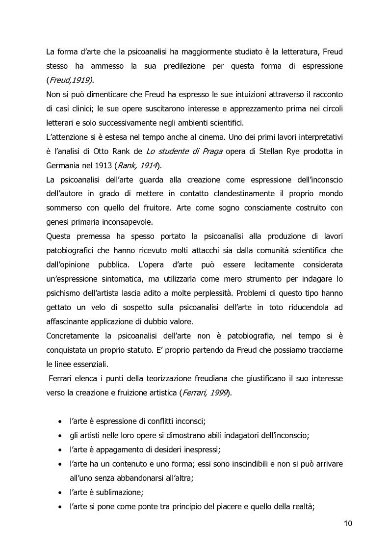 Anteprima della tesi: Un Corpo Altro - Il perturbante delle trasformazioni corporee nel cinema, Pagina 6