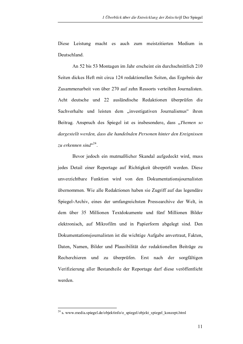 Anteprima della tesi: Analisi di una selezione di articoli dello Spiegel sull'11 settembre 2001 sulla base delle teorie di Norman Fairclough e Klaus Brinker (in lingua tedesca), Pagina 11