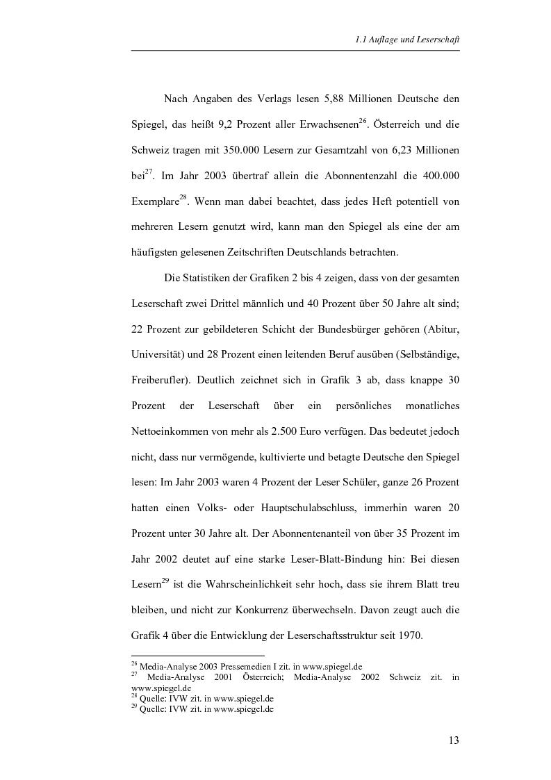 Anteprima della tesi: Analisi di una selezione di articoli dello Spiegel sull'11 settembre 2001 sulla base delle teorie di Norman Fairclough e Klaus Brinker (in lingua tedesca), Pagina 13