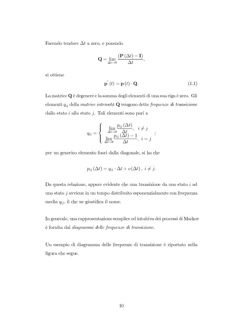 Anteprima della tesi: Modellazione di reti di telecomunicazioni: reti tandem con utenti negativi, perdite e bloccaggio., Pagina 10