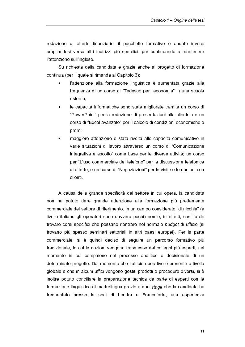 Anteprima della tesi: Mediazione linguistica e formazione in ambito bancario. Il caso Deutsche Bank., Pagina 8