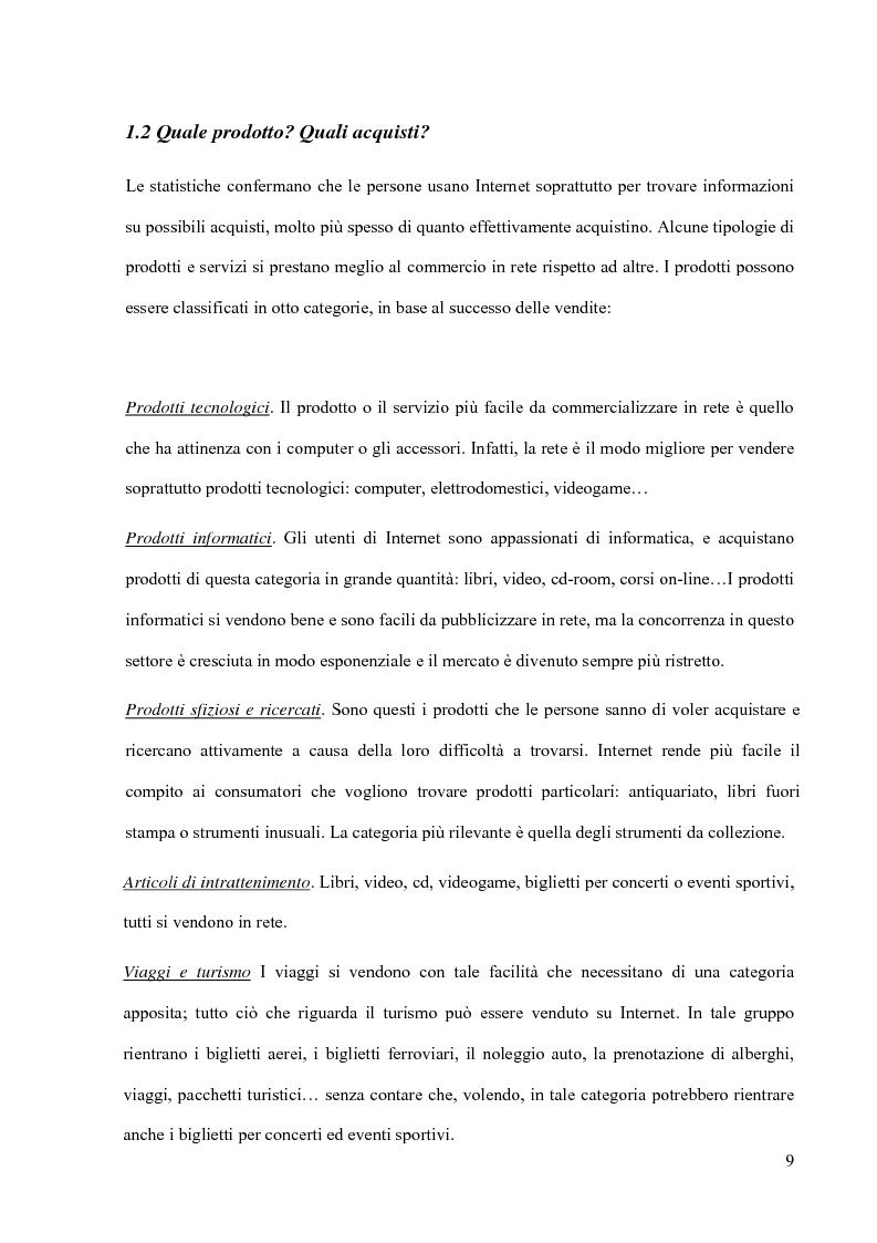 Anteprima della tesi: La Riviera dei Limoni: impatto delle nuove tecnologie dell'informazione, Pagina 7