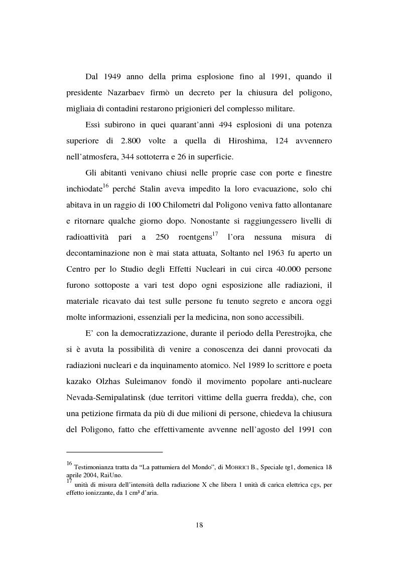 Anteprima della tesi: La transizione economica del Kazakistan, Pagina 13