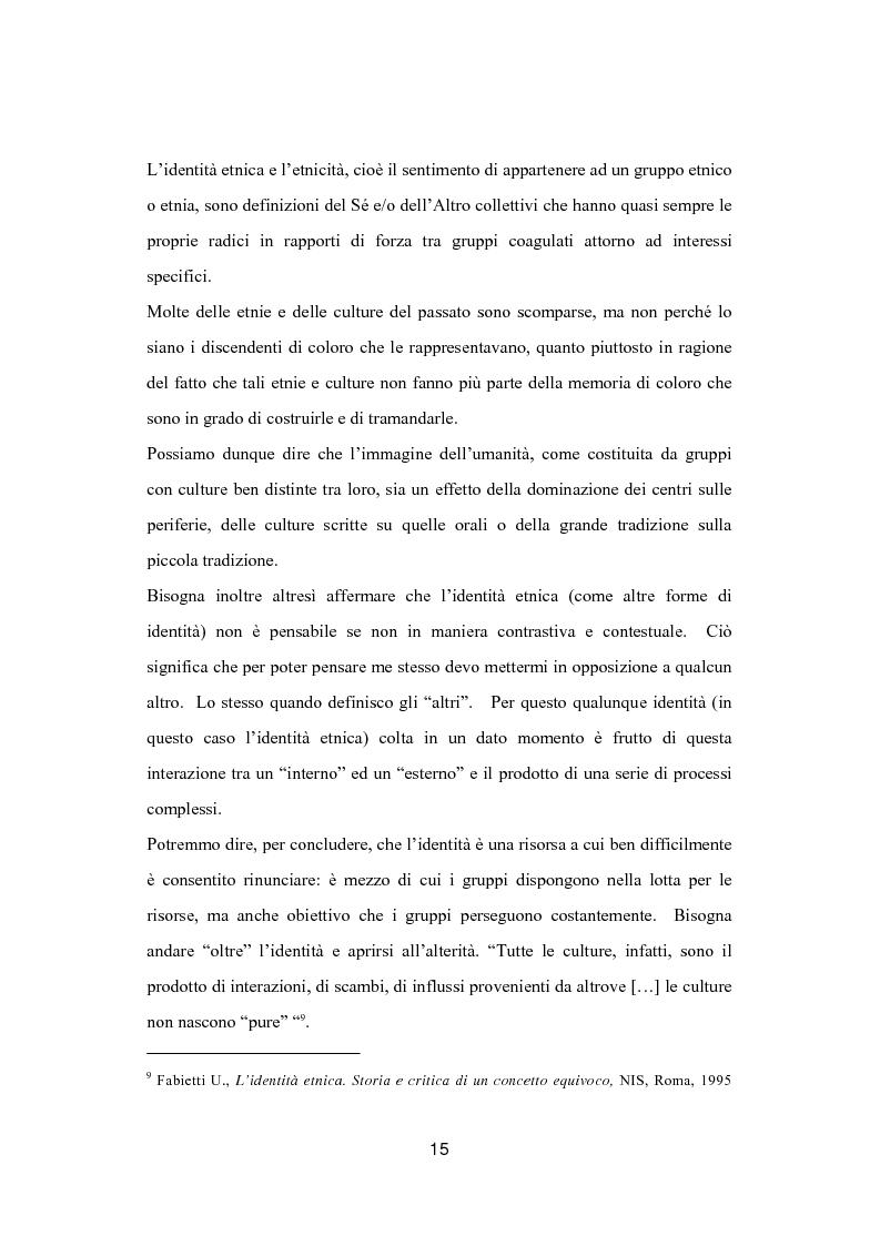 Anteprima della tesi: Euroregione Alto Adige-Suedtirol: un modello di convivenza interetnica in Europa?, Pagina 12