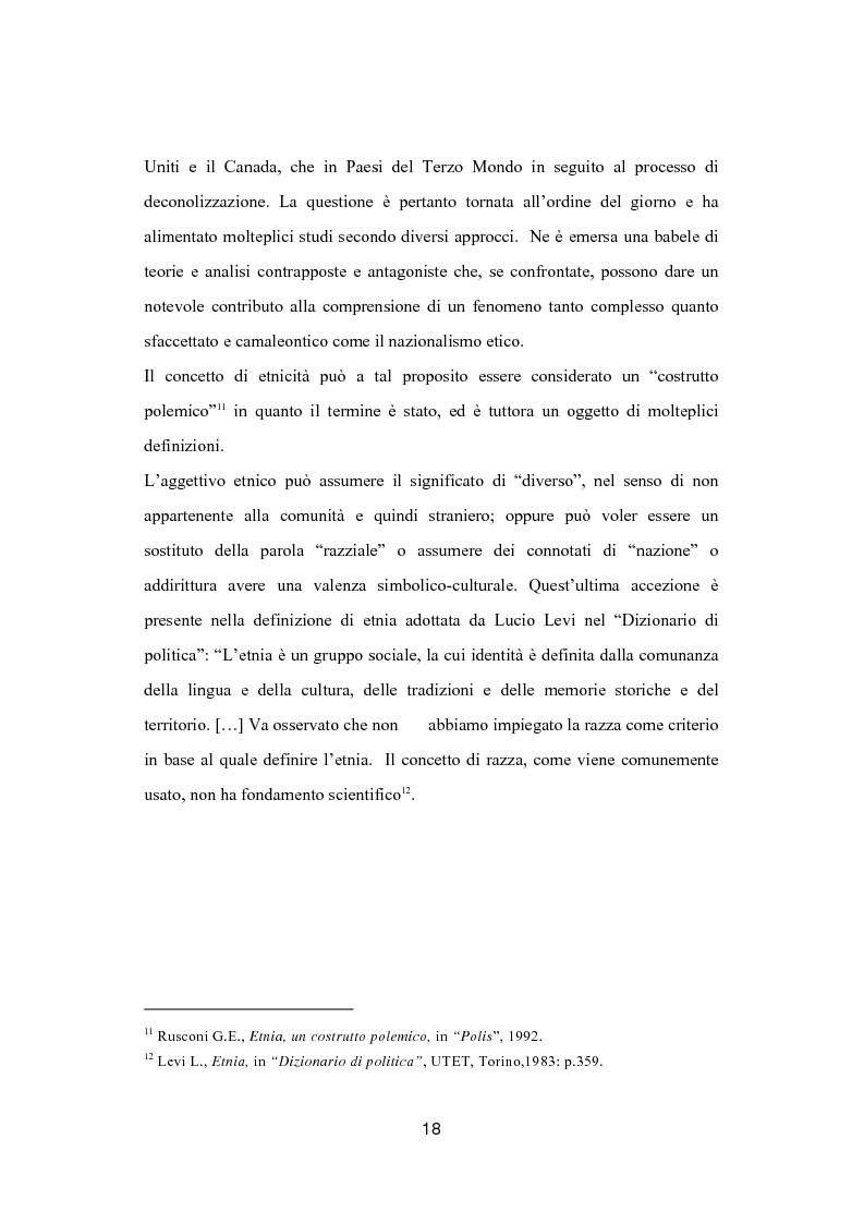 Anteprima della tesi: Euroregione Alto Adige-Suedtirol: un modello di convivenza interetnica in Europa?, Pagina 15