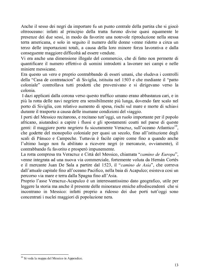 Anteprima della tesi: Identità e diritti delle minoranze etniche in Messico: la Costa Chica di Oaxaca e Guerrero, Pagina 9