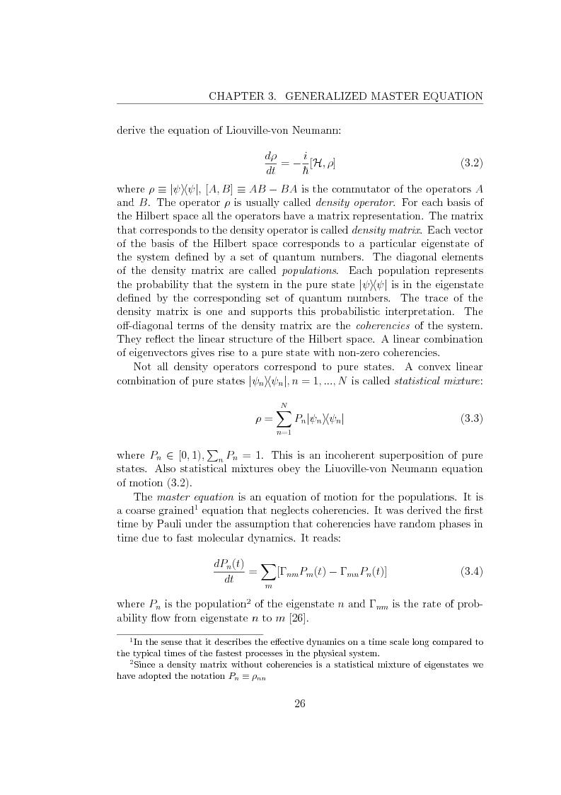 Anteprima della tesi: Dynamics of Shuttle Devices, Pagina 14