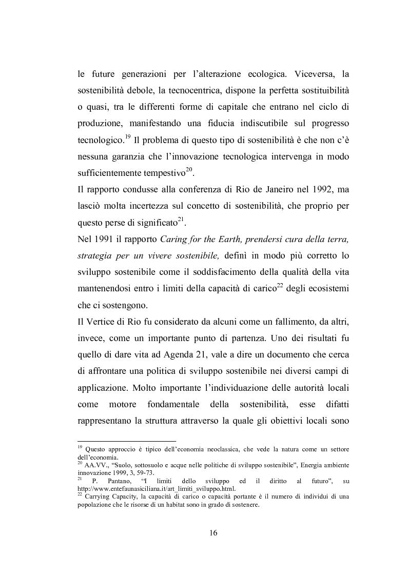 Anteprima della tesi: Studio sugli strumenti volontari di gestione ambientale: Analisi delle dichiarazioni ambientali EMAS relative a cicli di smaltimento dei rifiuti, Pagina 11