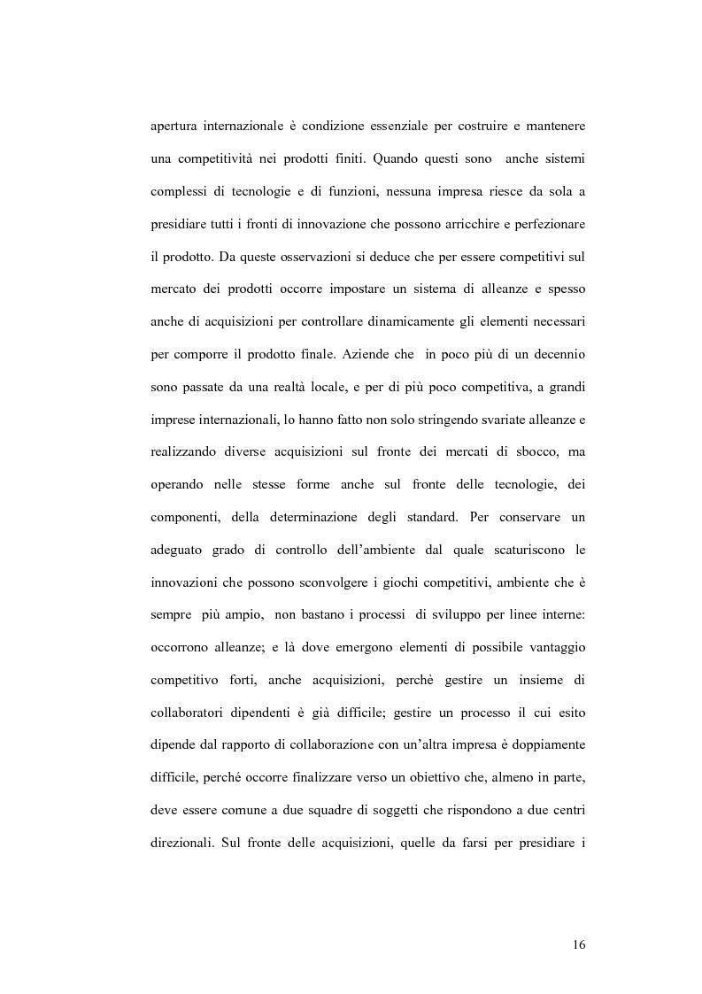 Anteprima della tesi: Il processo di localizzazione produttiva di un'impresa internazionale, Pagina 12