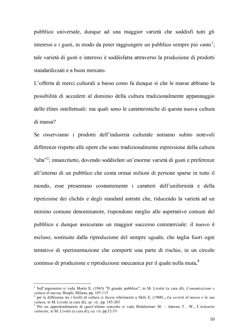Anteprima della tesi: Folklore turistico e di ricerca: uno studio sulla percezione della nostra Isola, Pagina 7