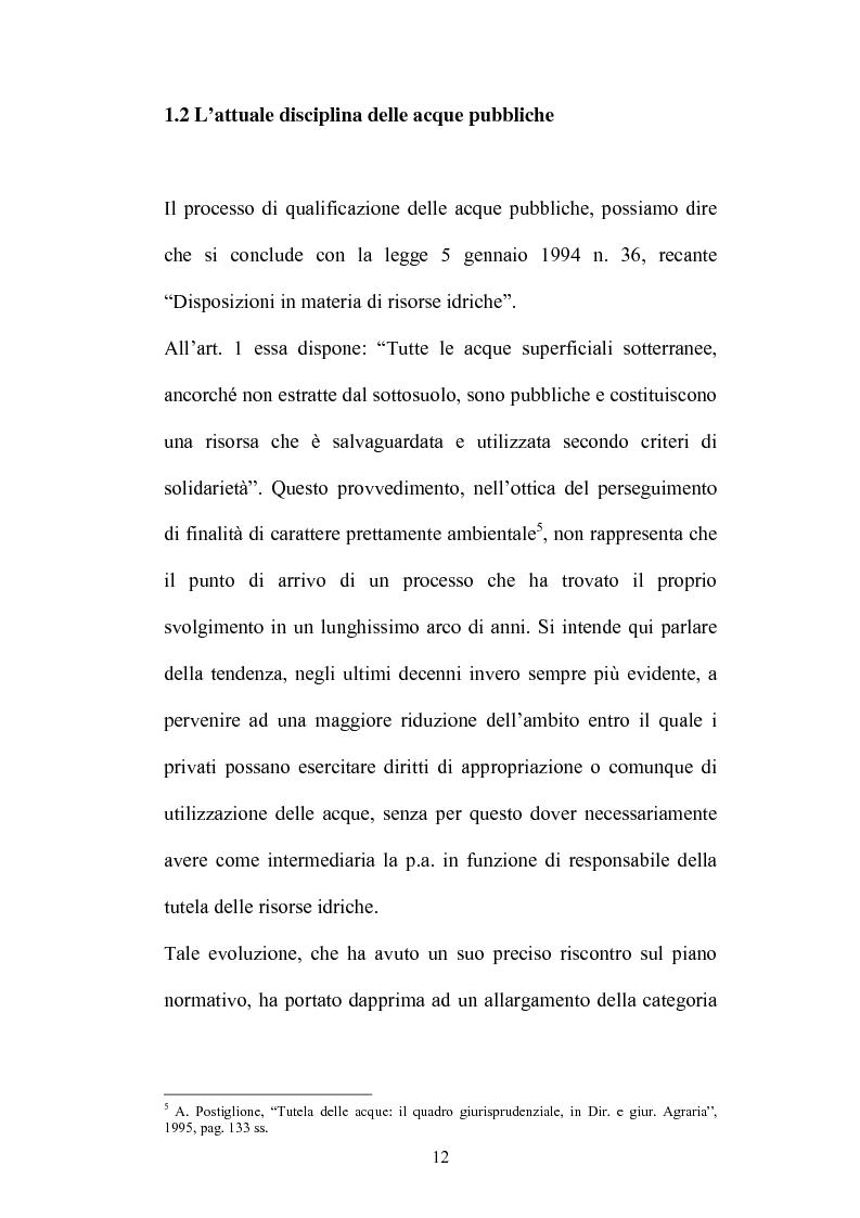 Anteprima della tesi: Gestione e tutela delle acque, Pagina 10