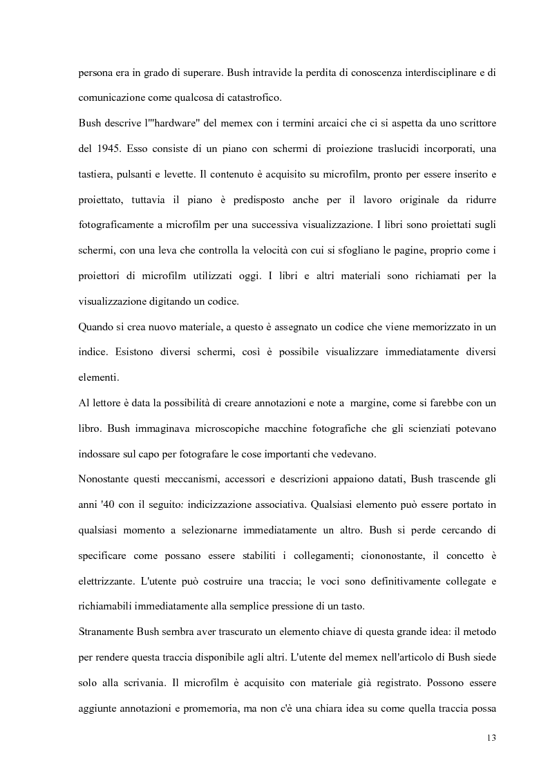 Anteprima della tesi: Progetto e realizzazione di un corso interdisciplinare di fisiologia e bioingegneria cardiovascolare realizzato con tecnologie multimediali, Pagina 9