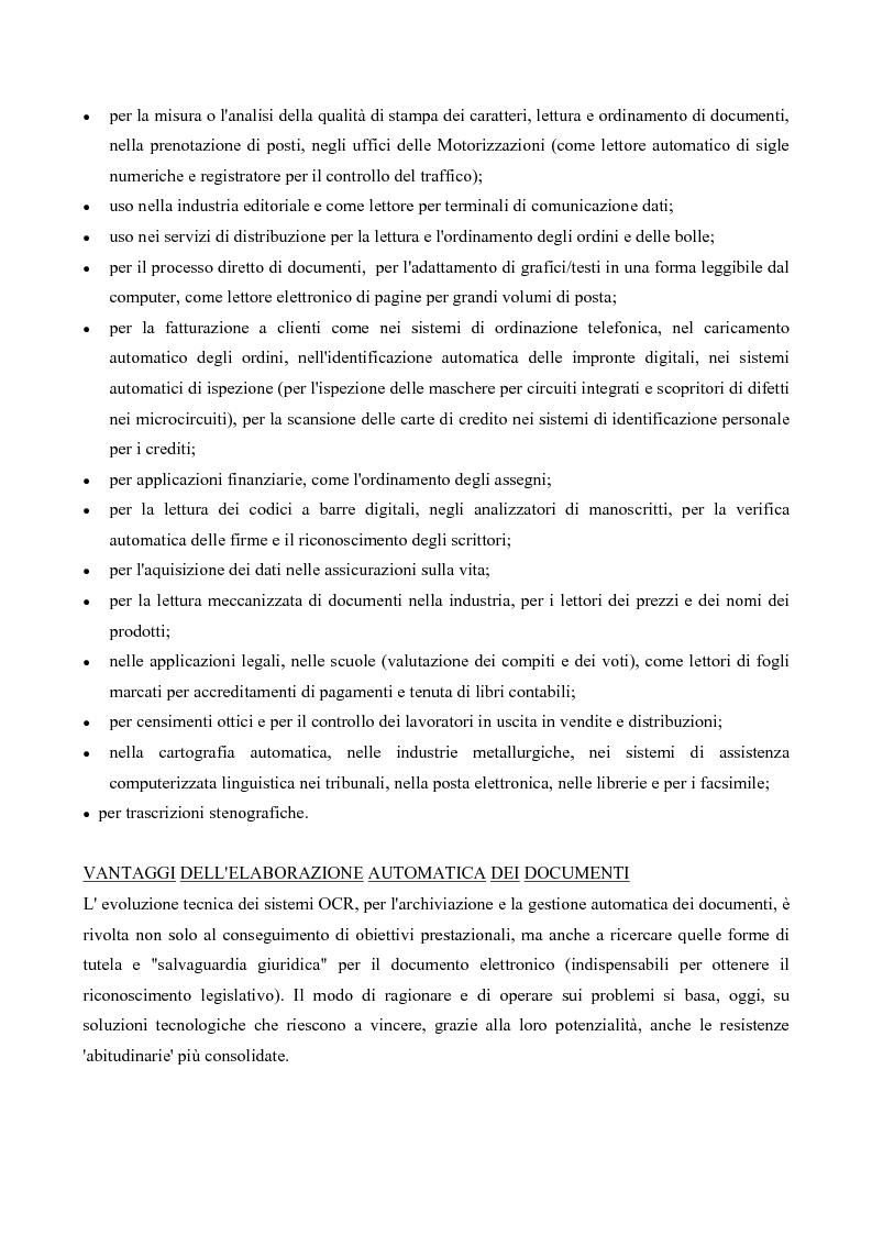 Anteprima della tesi: Riconoscimento Di Caratteri Manoscritti Mediante Rete Neurale Addestrata Con Algoritmo Costruttivo Topologico, Pagina 4
