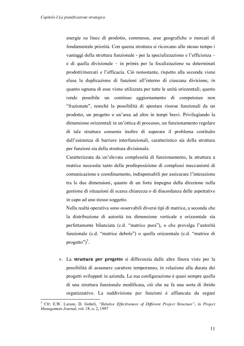 Anteprima della tesi: La produzione su commessa: il caso Piersantelli s.r.l., Pagina 11
