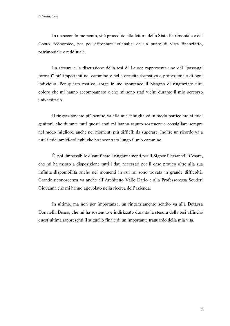 Anteprima della tesi: La produzione su commessa: il caso Piersantelli s.r.l., Pagina 2