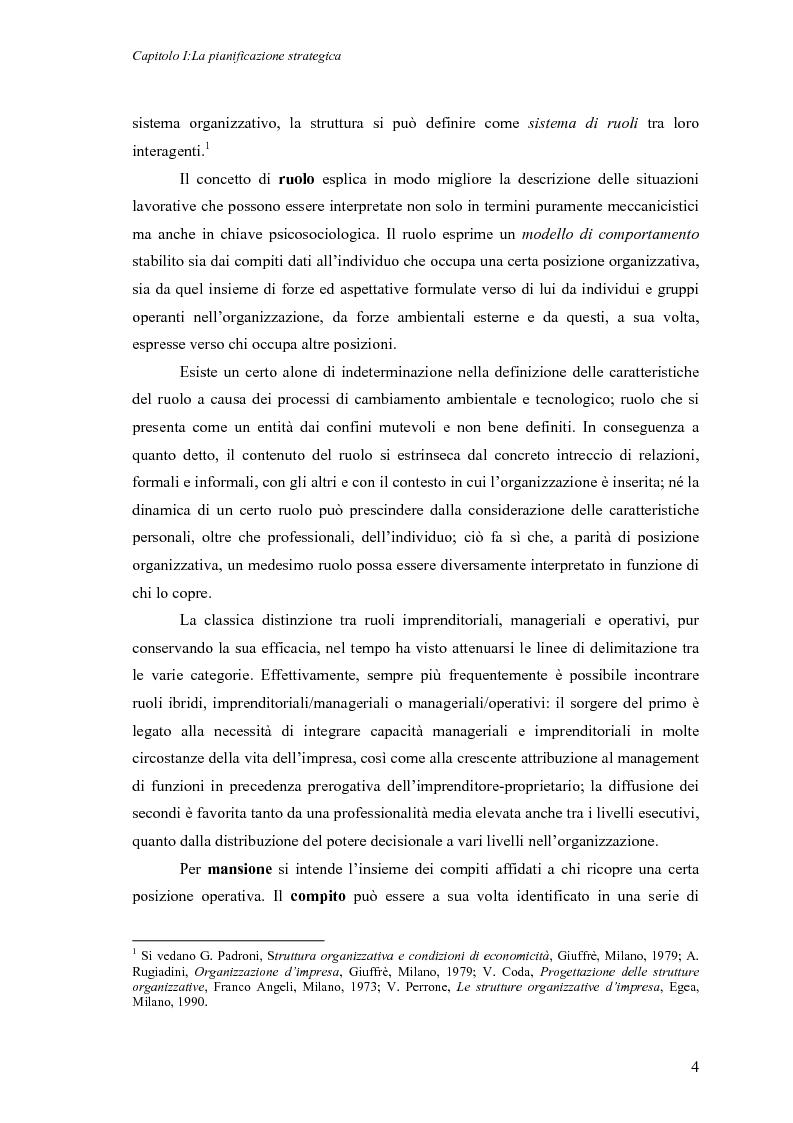Anteprima della tesi: La produzione su commessa: il caso Piersantelli s.r.l., Pagina 4