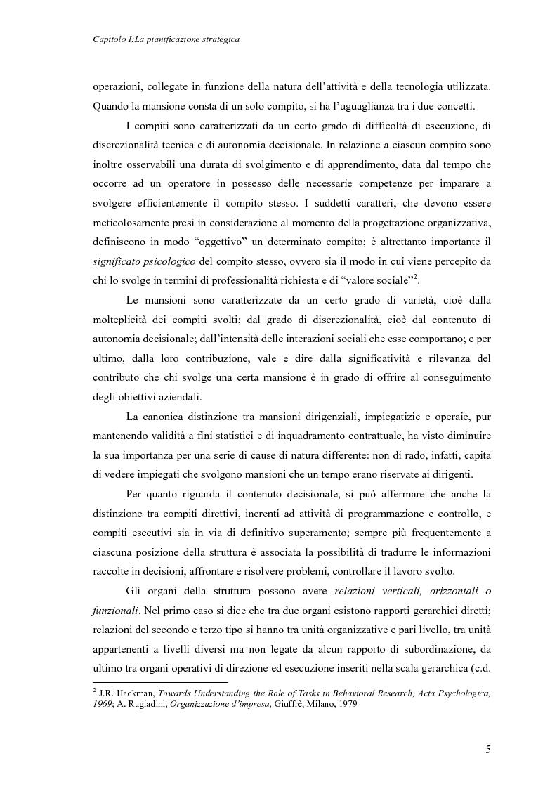 Anteprima della tesi: La produzione su commessa: il caso Piersantelli s.r.l., Pagina 5