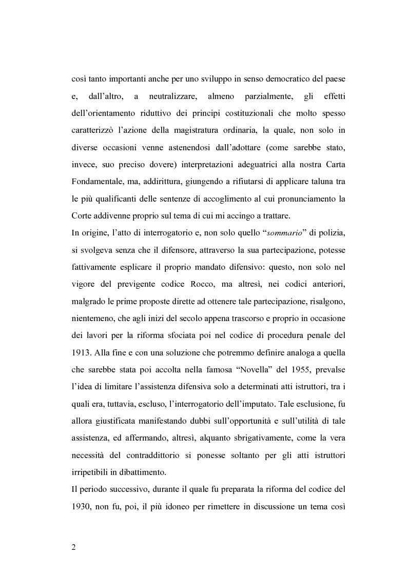 Anteprima della tesi: L'interrogatorio di polizia, Pagina 6