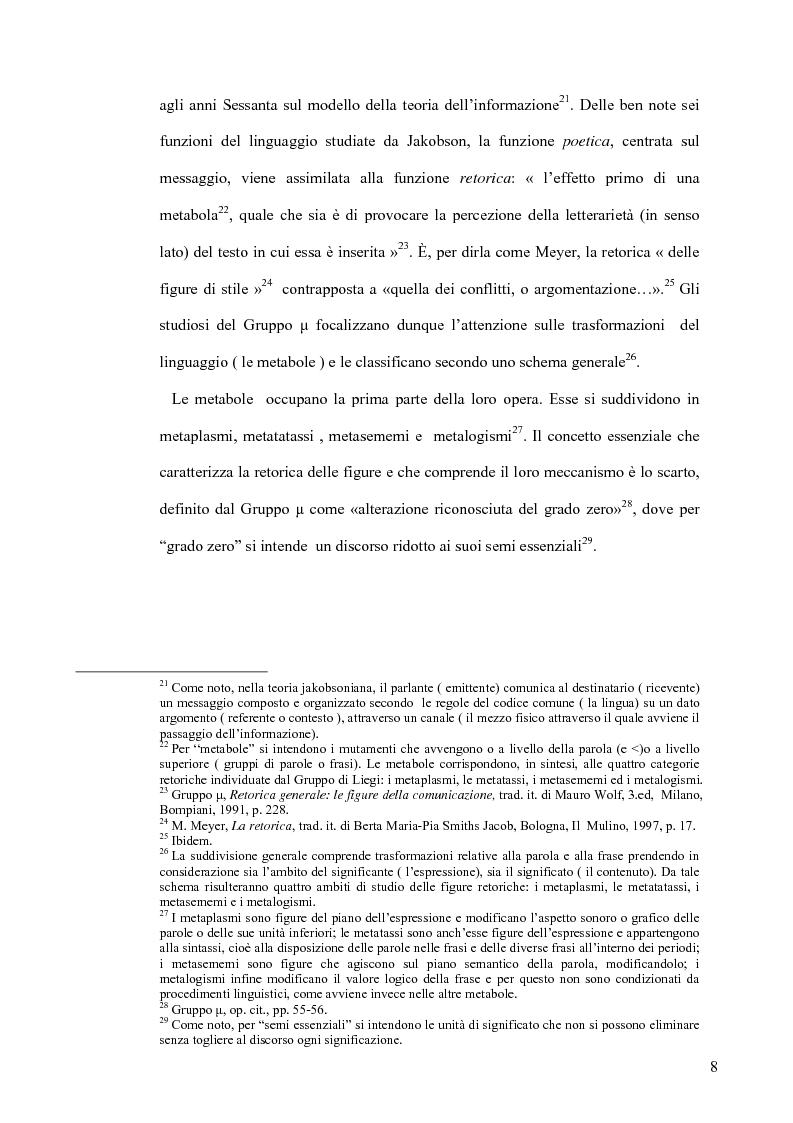 Anteprima della tesi: La retorica tra propaganda e pubblicità, Pagina 7