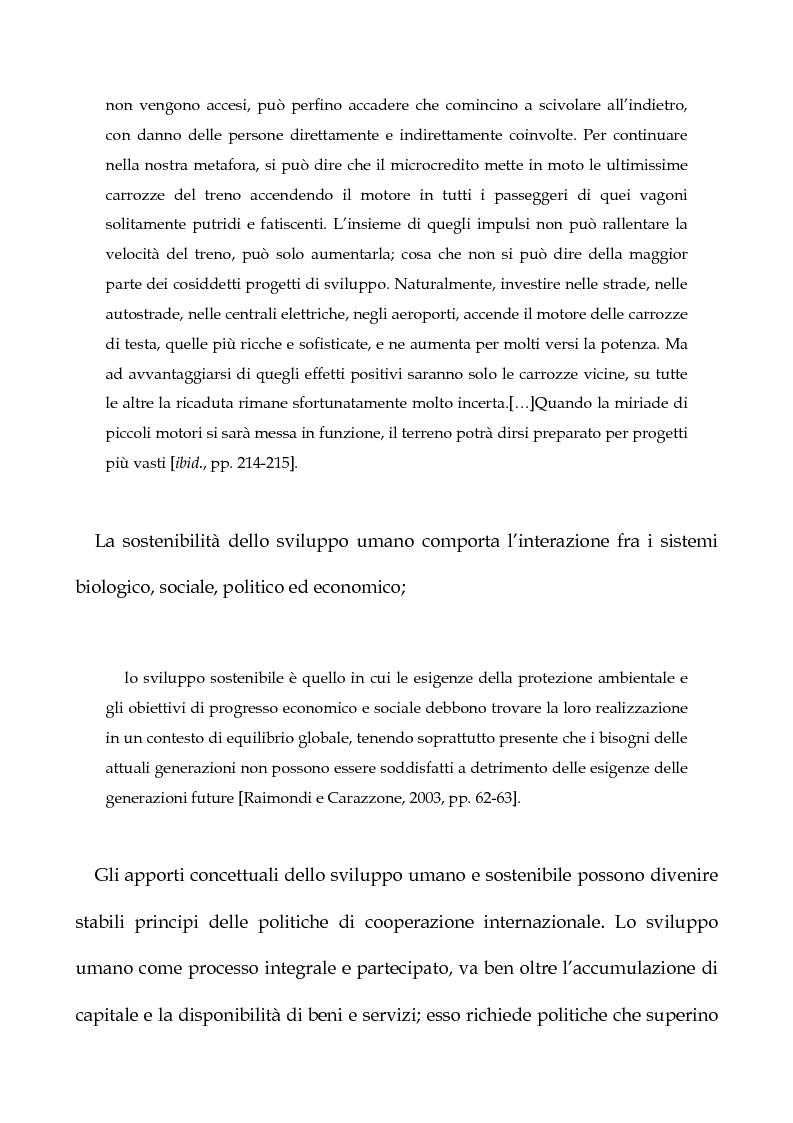 Anteprima della tesi: Cooperazione Internazionale allo sviluppo nella prospettiva della psicologia di comunità, con particolare riferimento agli interventi d'emergenza umanitaria, Pagina 2