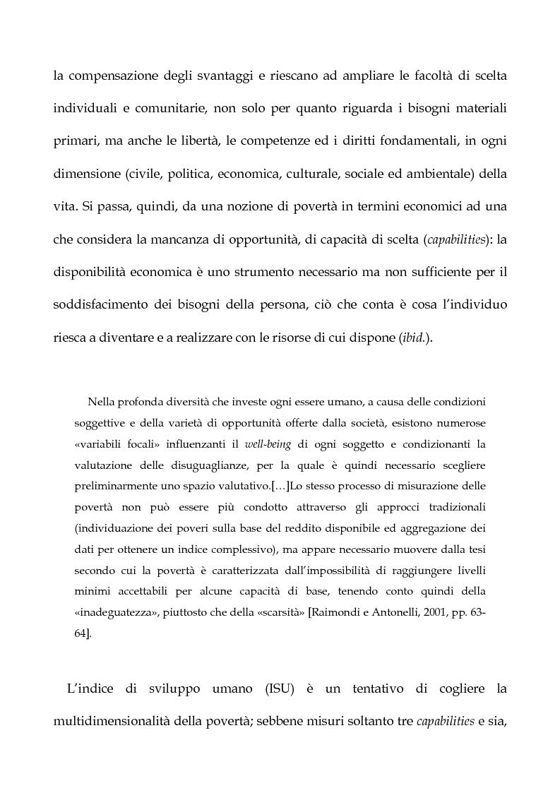 Anteprima della tesi: Cooperazione Internazionale allo sviluppo nella prospettiva della psicologia di comunità, con particolare riferimento agli interventi d'emergenza umanitaria, Pagina 3