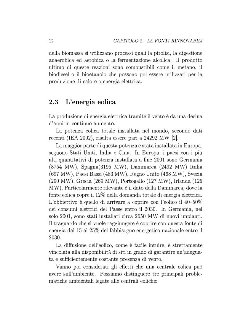 Anteprima della tesi: Utilizzo della Tecnologia Superconduttiva per la Connessione di Generatori Eolici alla Rete di Trasmissione in Corrente Alternata., Pagina 5