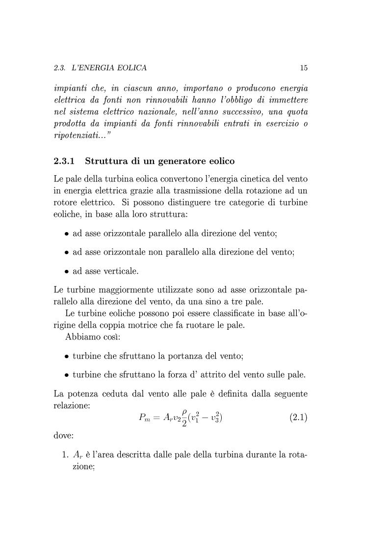 Anteprima della tesi: Utilizzo della Tecnologia Superconduttiva per la Connessione di Generatori Eolici alla Rete di Trasmissione in Corrente Alternata., Pagina 8
