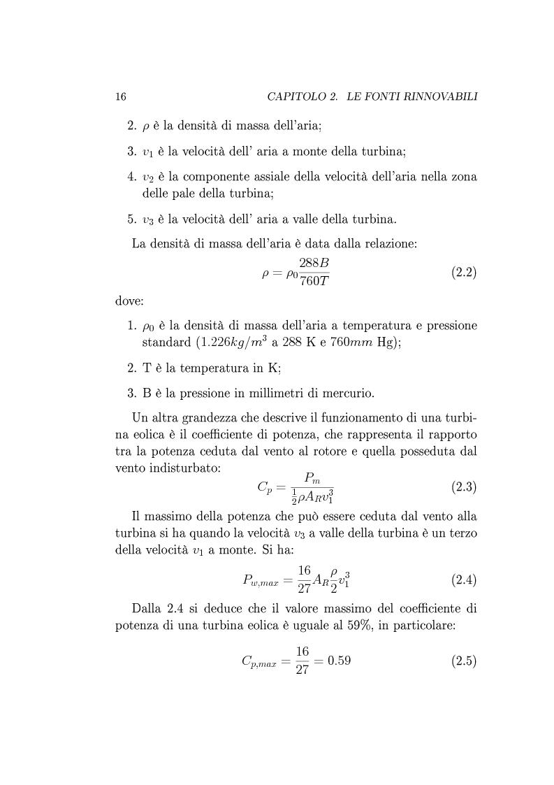 Anteprima della tesi: Utilizzo della Tecnologia Superconduttiva per la Connessione di Generatori Eolici alla Rete di Trasmissione in Corrente Alternata., Pagina 9