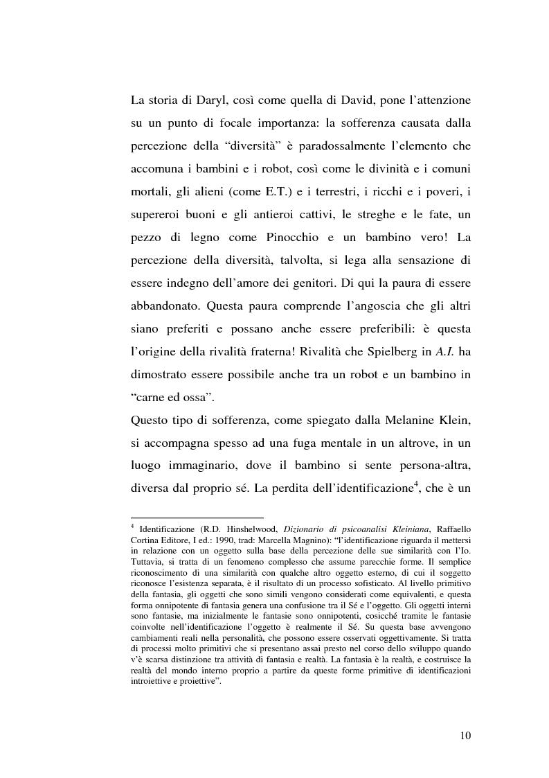 Anteprima della tesi: La diversità nei diversi modi della narrazione: dalla fiaba al cinema, Pagina 10