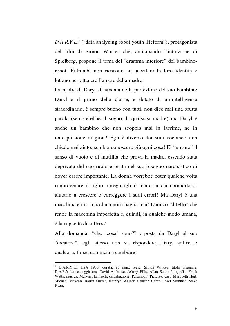 Anteprima della tesi: La diversità nei diversi modi della narrazione: dalla fiaba al cinema, Pagina 9