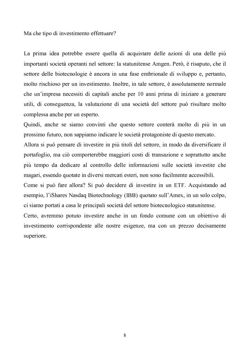 Anteprima della tesi: ETF-fondi a gestione passiva, Pagina 6