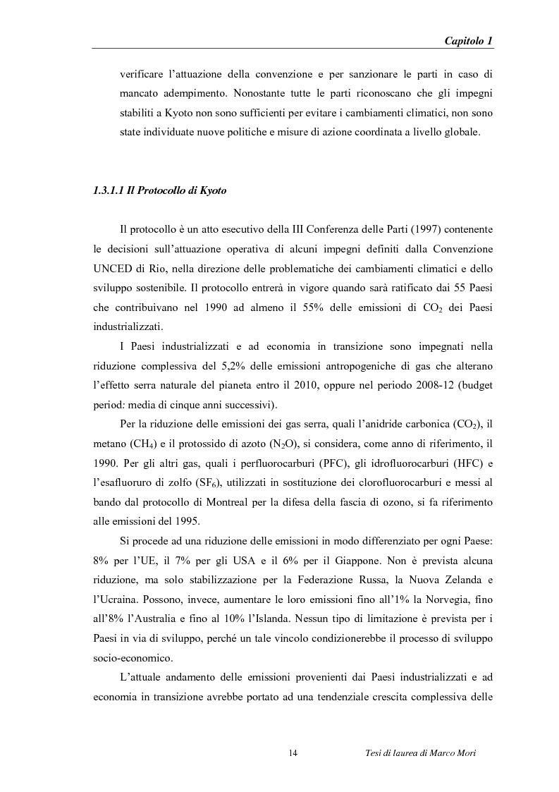 Anteprima della tesi: Produzione di energia elettrica distribuita da impianti di gassificazione, Pagina 14