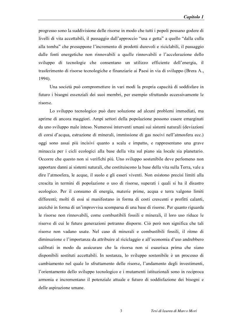 Anteprima della tesi: Produzione di energia elettrica distribuita da impianti di gassificazione, Pagina 3