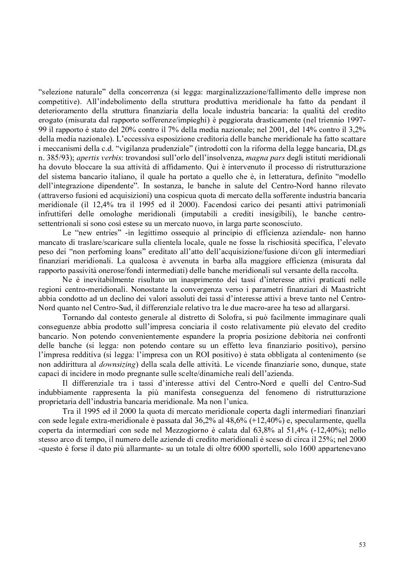 Anteprima della tesi: Il distretto industriale di Solofra: analisi di un sistema locale territoriale e progettazione per lo sviluppo., Pagina 4