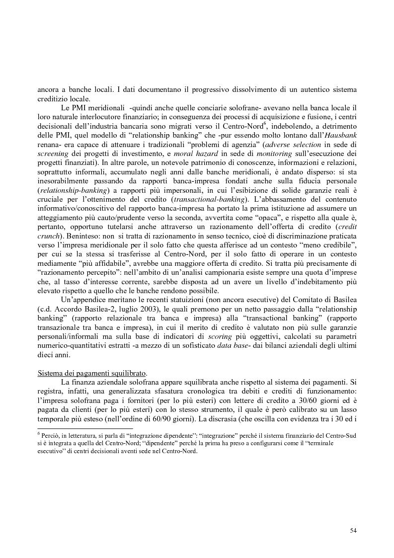Anteprima della tesi: Il distretto industriale di Solofra: analisi di un sistema locale territoriale e progettazione per lo sviluppo., Pagina 5